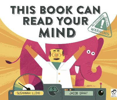 This Book Can Read Your Mind by Susannah Lloyd