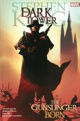 Dark Tower: The Gunslinger Born by Jae Lee