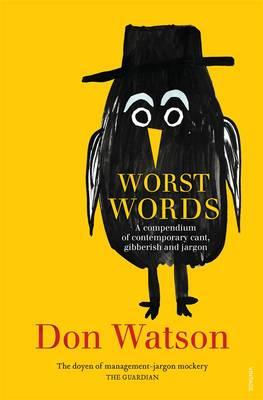Worst Words book