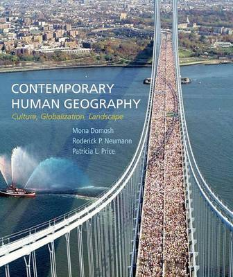 Contemporary Human Geography by Mona Domosh