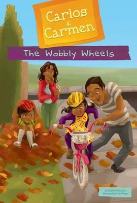 The Wobbly Wheels by Kirsten McDonald