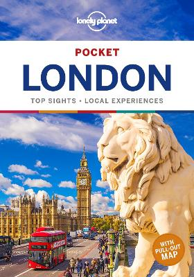 Lonely Planet Pocket London book