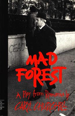 Mad Forest book
