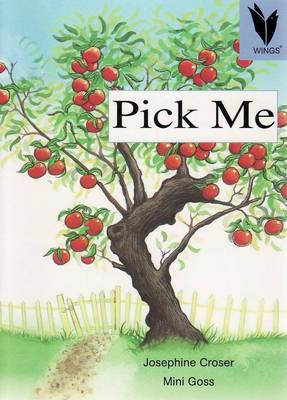Pick Me by J. Croser