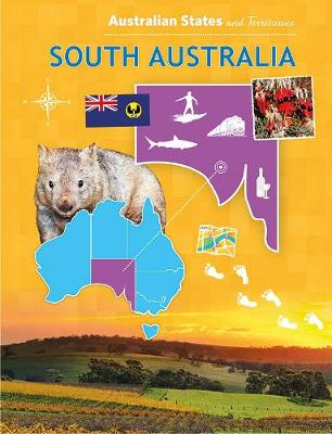 Australian States and Territories: South Australia by Linsie Tan