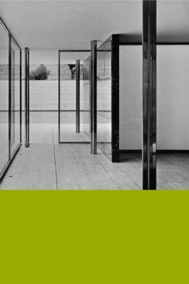 Ludwig Mies van der Rohe: Wiederherstellung / Reconstruction. Barcelona 1929/198. BRUENN/BRNO 1930/2012 book