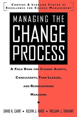 Managing the Change Process book