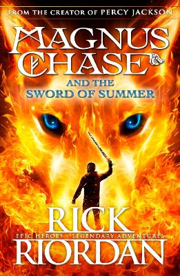 Magnus Chase and the Sword of Summer (Book 1) by Rick Riordan