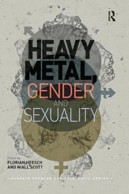 Heavy Metal, Gender and Sexuality: Interdisciplinary Approaches book