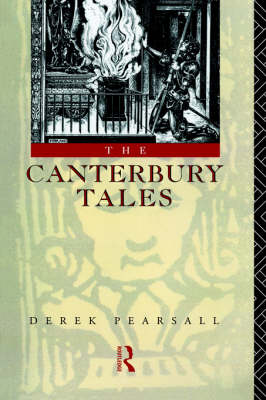 The Canterbury Tales by Derek Pearsall