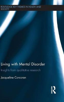 Living with Mental Disorder by Jacqueline Corcoran