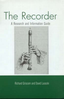 The Recorder by Richard W. Griscom