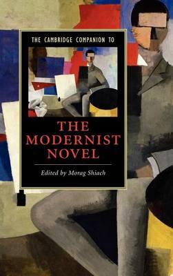 Cambridge Companion to the Modernist Novel book
