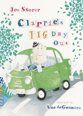Clarrie's Pig Day Out book