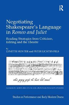 Negotiating Shakespeare's Language in