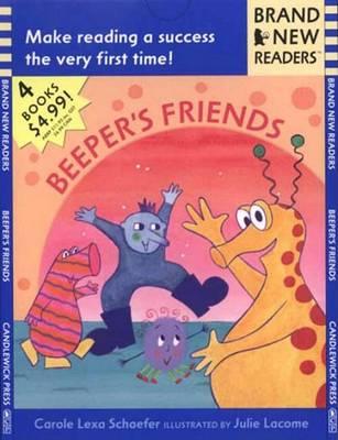 Beeper Alien And Friends by Carole Lexa Schaefer