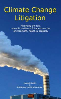 Climate Change Litigation by Joseph Smith