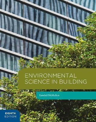 Environmental Science in Building book
