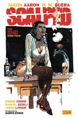 Scalped Deluxe Edition HC Book Four book