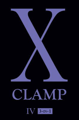 X, Vol. 4 by CLAMP
