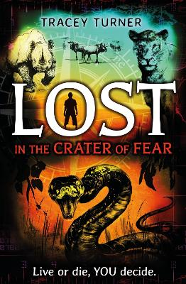 Lost... In the Crater of Fear by Tracey Turner
