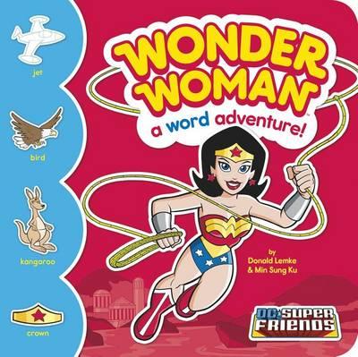 Wonder Woman book