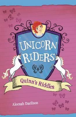 Quinn's Riddles by Aleesah Darlison