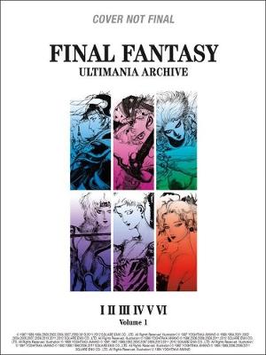 Final Fantasy Ultimania Archive Volume 1 by Square Enix