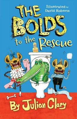Bolds to the Rescue book