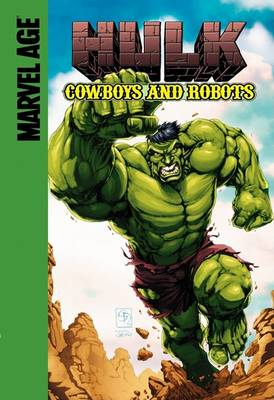 Cowboys and Robots book