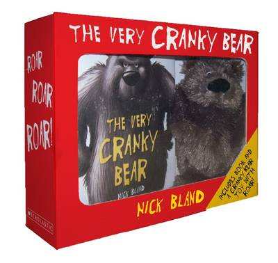 Very Cranky Bear Boxed Set (with Roaring Plush) by Nick Bland