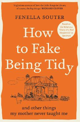 How to Fake Being Tidy: And Other Things My Mother Never Taught Me book