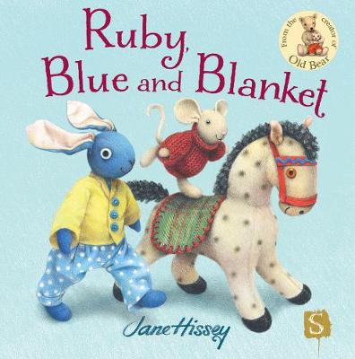 Ruby, Blue And Blanket book