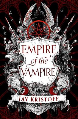 Empire of the Vampire Book 1 by Jay Kristoff