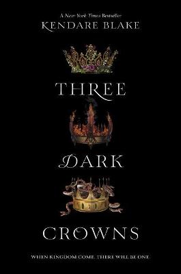 Three Dark Crowns book