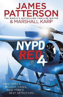 NYPD Red 4 book