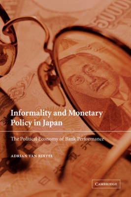 Informality and Monetary Policy in Japan book