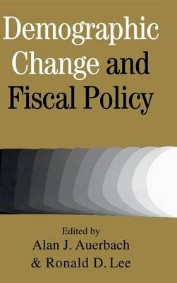 Demographic Change and Fiscal Policy by Alan J. Auerbach