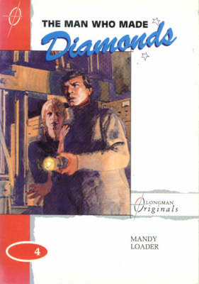 The Man Who Made Diamonds by Mandy Loader