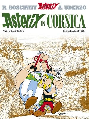 Asterix: Asterix in Corsica by Rene Goscinny