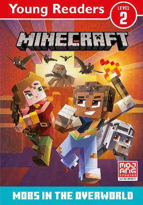 Minecraft Young Readers: Mobs in the Overworld by Mojang