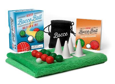 Desktop Bocce Ball: This Is How We Roll! book