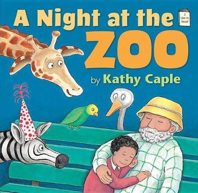 Night at the Zoo by Kathy Caple