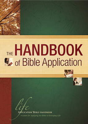 The Handbook of Bible Application by LIVINGSTONE