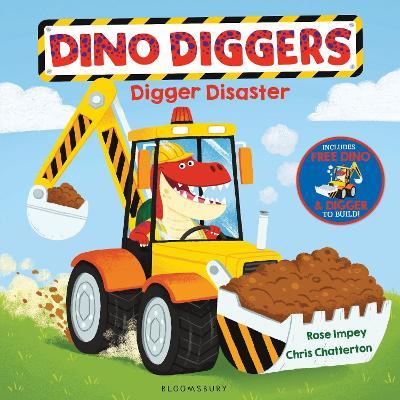 Digger Disaster book