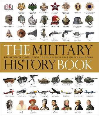 The Military History Book by DK