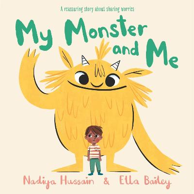 My Monster and Me by Nadiya Hussain