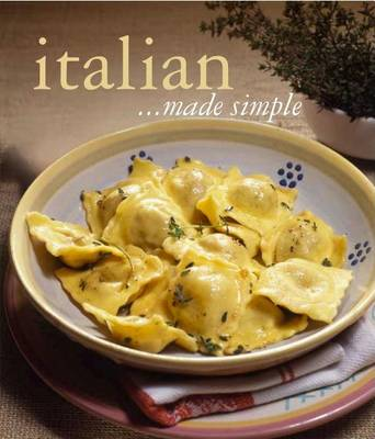 Italian Made Simple by Parragon