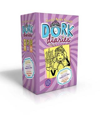 Dork Diaries Books 7-9 by Rachel Ren Russell