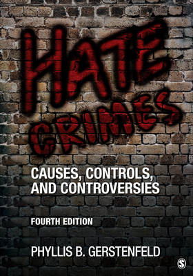 Hate Crimes by Phyllis B. Gerstenfeld